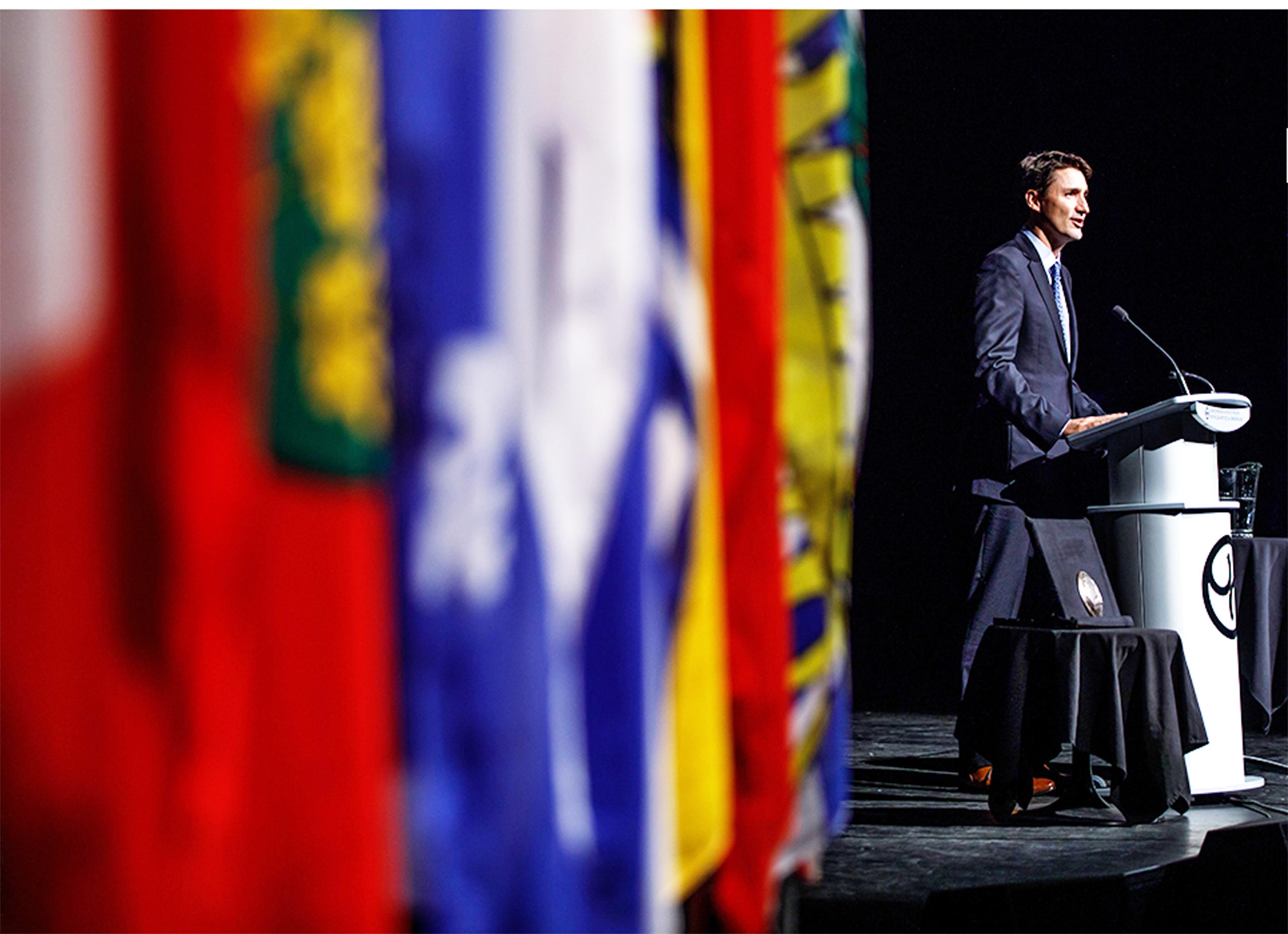 트뤼도 총리,캐나다 북핵 중재 가능 시사