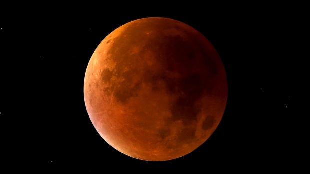 개기월식 '붉은달'이 뜬다