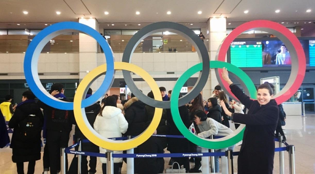 평창올림픽 참석을 위해 한국을 방문한 커스티 던칸 장관