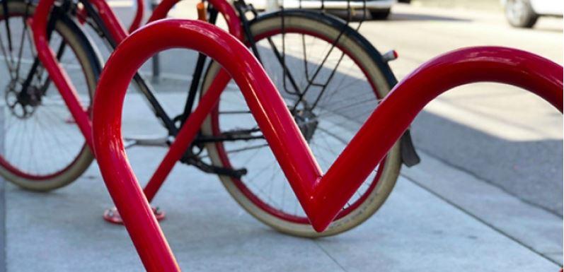 밴쿠버, 자전거 랙(rack) 디자인 콘테스트