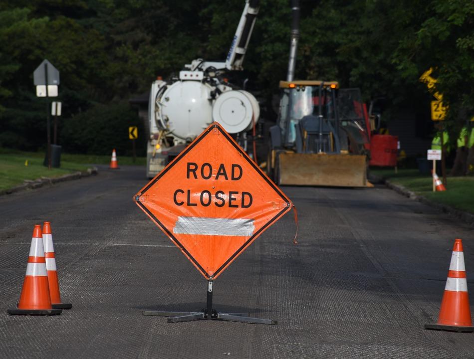 이번 주말 노스 벤쿠버 1번 고속도로 '폐쇄'