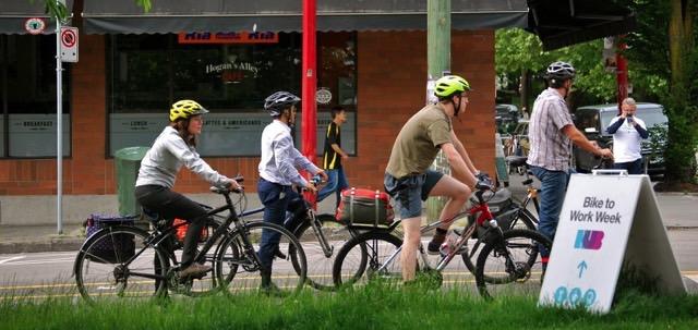 '자전거 출근 주간' 다음주부터 시작