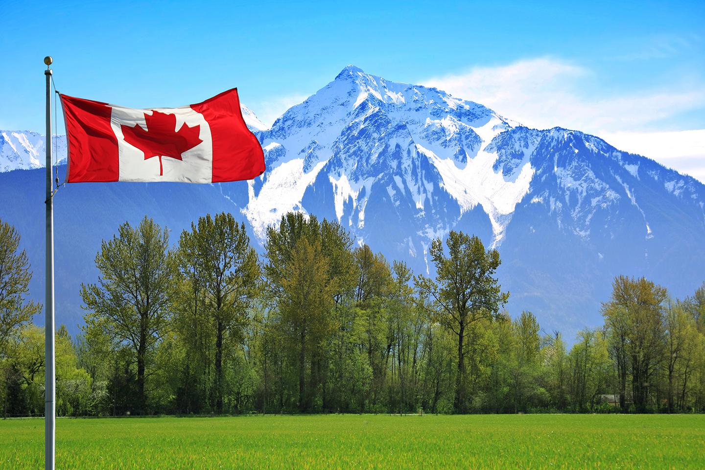 긍정의 나라, 캐나다