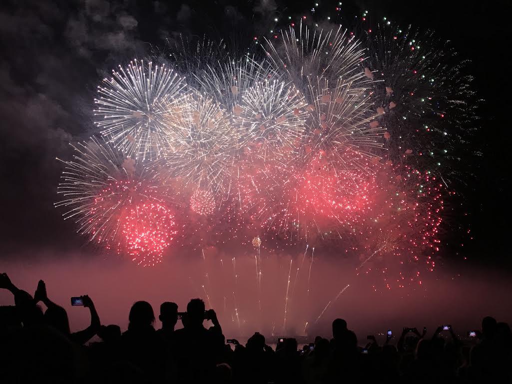 2019 혼다 불꽃놀이 축제, 우승팀은 '캐나다'