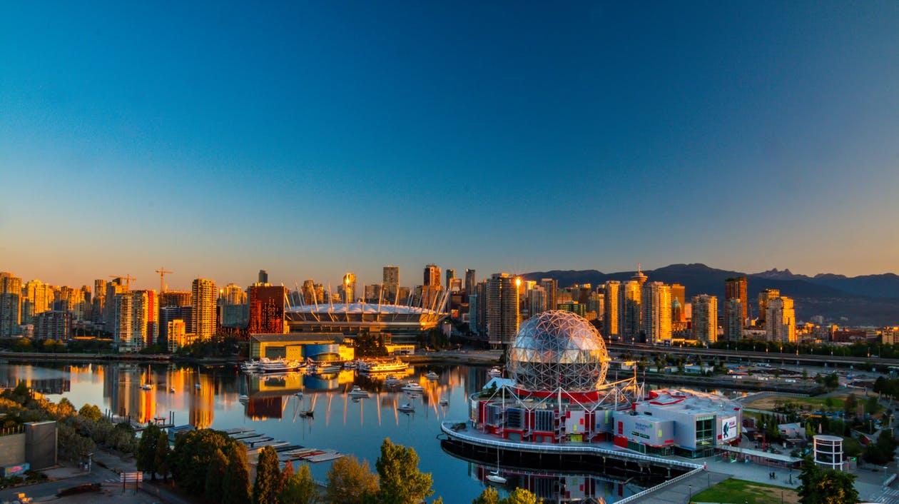 캐나다에서 가장 아름다운 도시는···