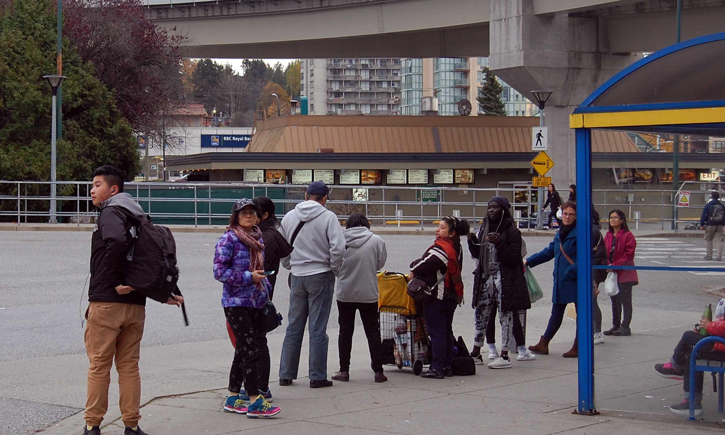 버스 파업 8일째··· 버스 운행 일부 취소