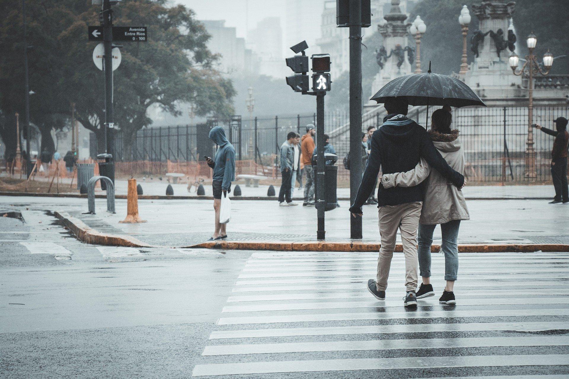 """이번 주 내내 """"우산 준비하세요"""""""
